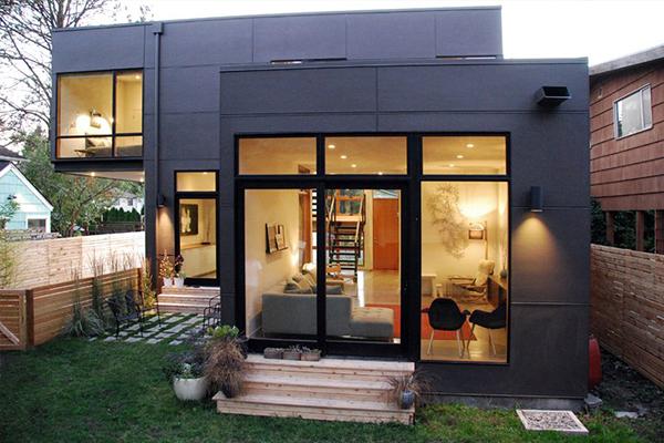 Дизайн шикарного дома