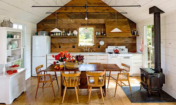 Оригинальные решения для дачных домов